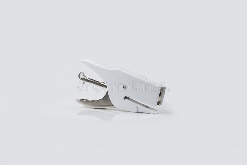 White stapler