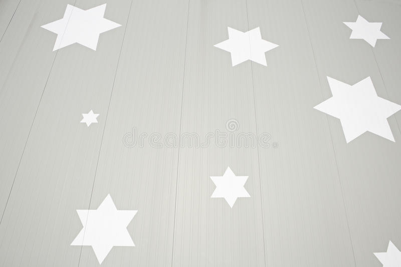 Download White Stars stock illustration. Illustration of decorated - 28912419