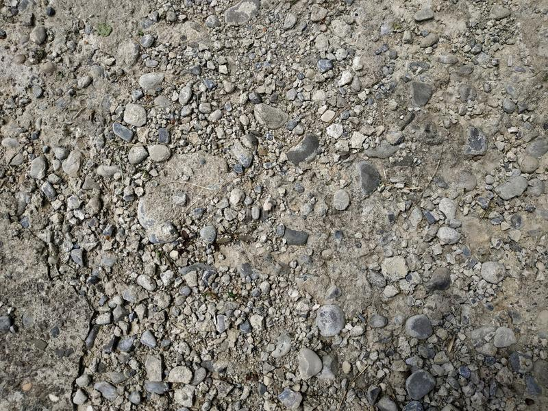 White stone background of the beach rocks. Background for designers royalty free stock photography