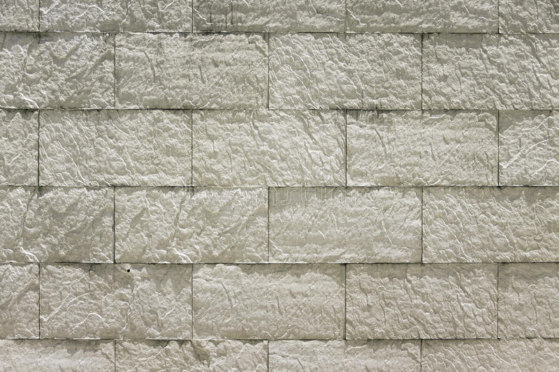 White stone bricks wall stock image image of cement for Construction mur interieur