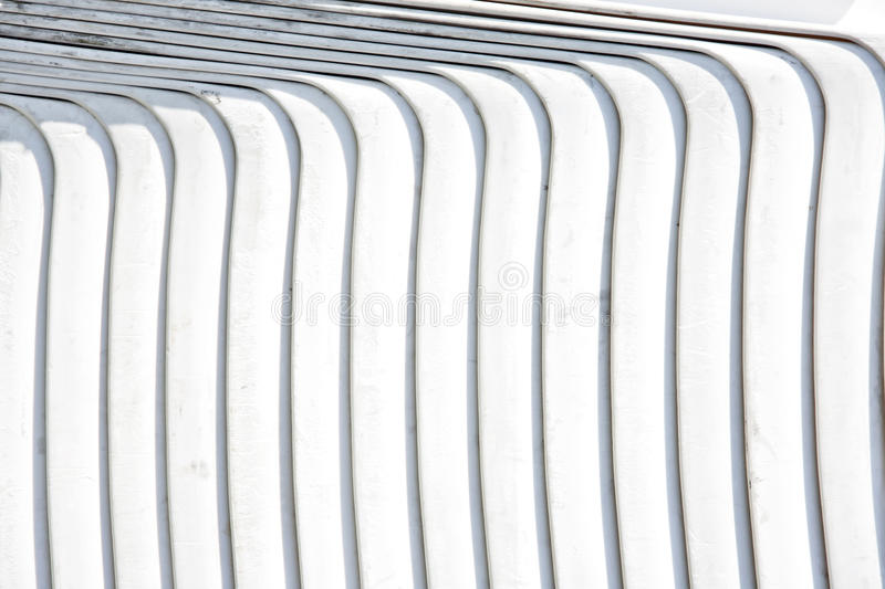 Download White Striped Plastic Background Stock Image - Image: 26802431