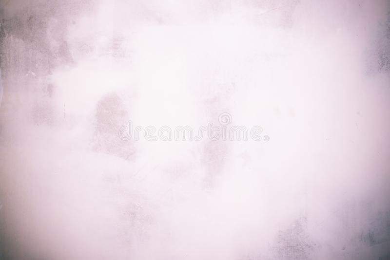 White stucco waGrunge textures backgrounds. Perfect background with space. Purple toned cement wall texture royalty free stock images