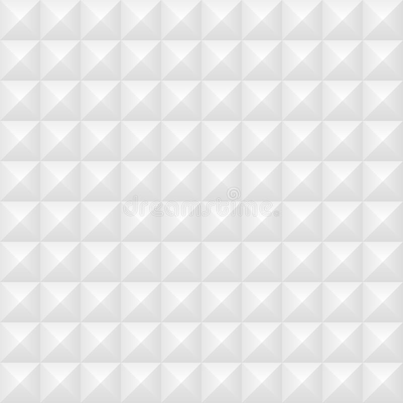 White Studs Seamless Texture. Vector white studs seamless texture. File includes global colors and pattern swatch vector illustration