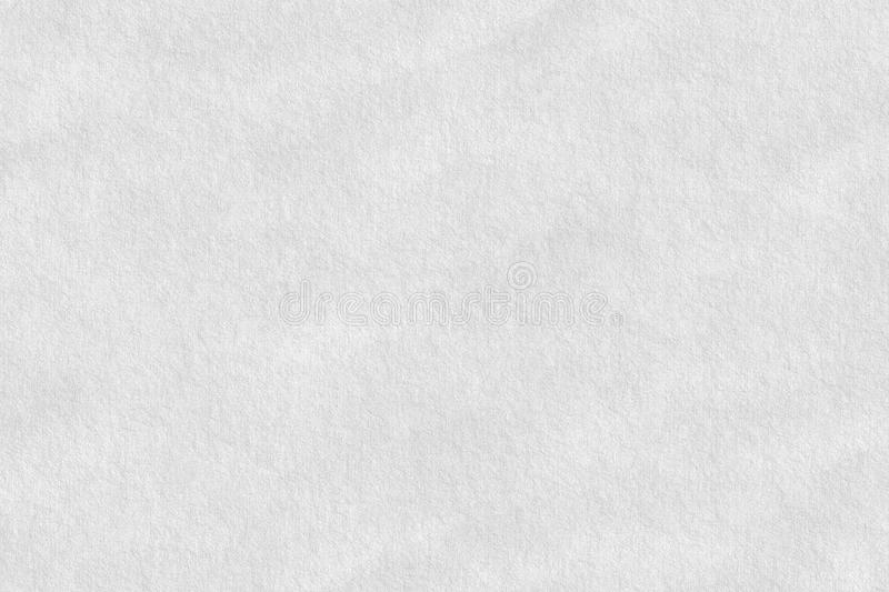 White surface texture paper, abstract background royalty free stock image