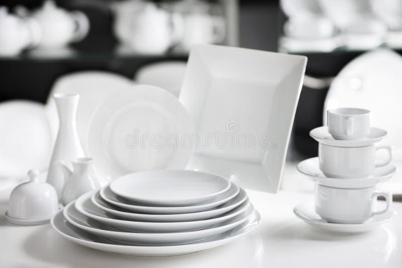 Download White Tableware Stylish Luxury Crockery Stock Image - Image 107665993 & White Tableware Stylish Luxury Crockery Stock Image - Image: 107665993