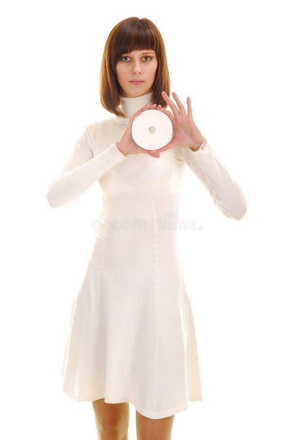 white talerzowy fotografia royalty free