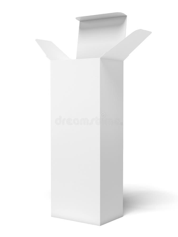 Free White Tall Box Royalty Free Stock Photos - 33249368