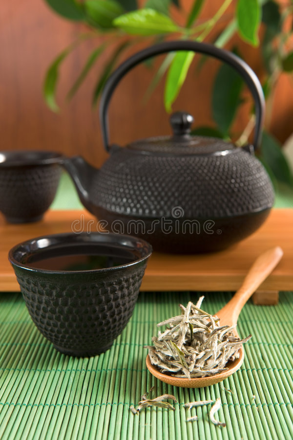 Free White Tea Stock Images - 8669804