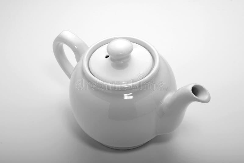 Download White Teapot stock image. Image of gray, spout, teapot - 1145131