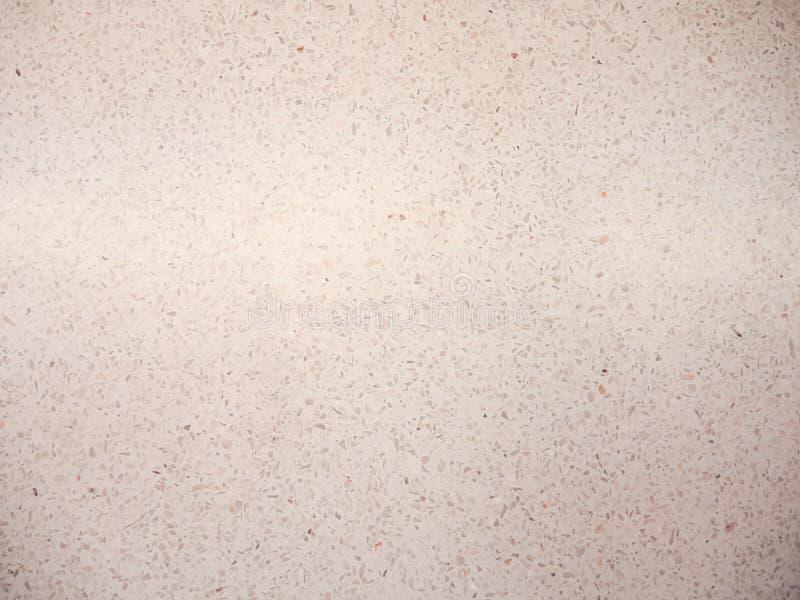 White terrazzo floor background stock photos