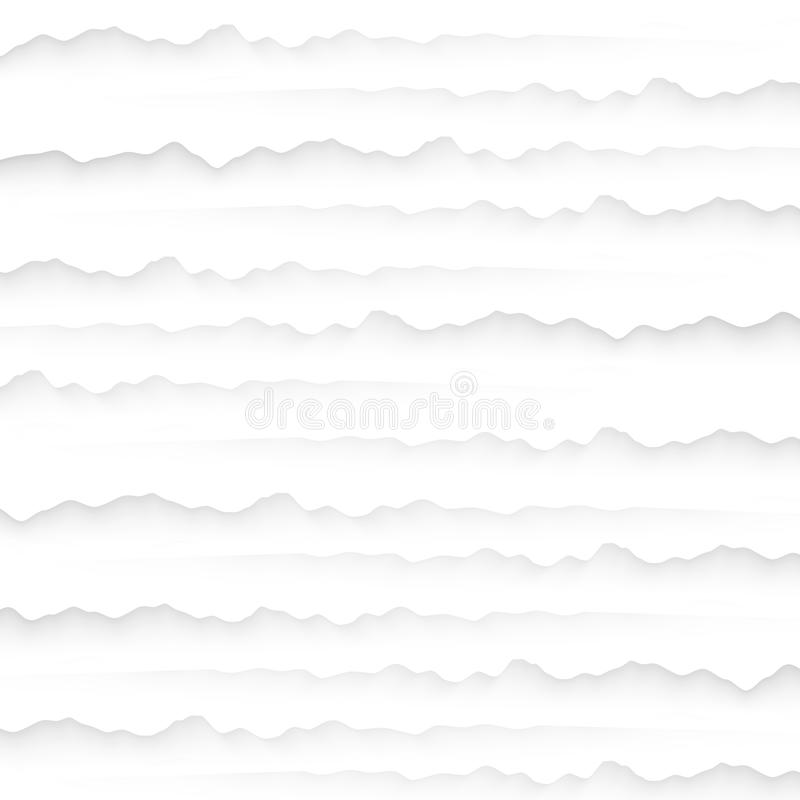 White texture. abstract pattern seamless. cracks wall peeling na. Ture geometric modern. on white background for interior wall 3d design. vector illustration royalty free illustration