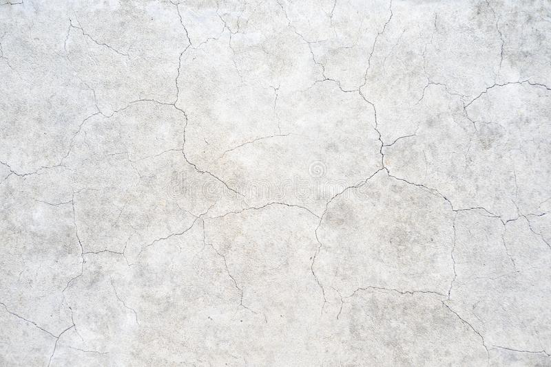 White texture of old concrete wall for background royalty free stock photo