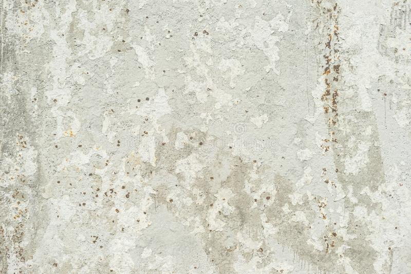 White texture of old concrete wall for background royalty free stock photos
