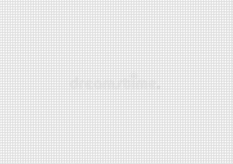 White textured background design for wallpaper royalty free illustration