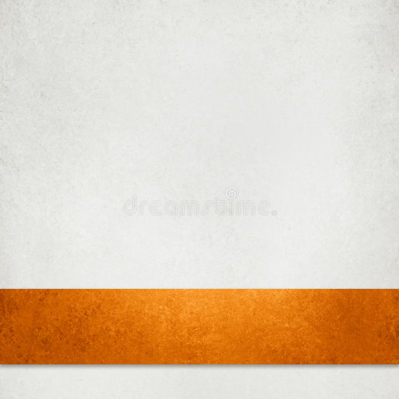 White textured paper background, halloween autumn fall or thanksgiving background vector illustration