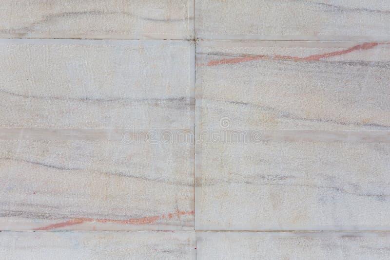 White tile wall texture, seamless royalty free stock photos