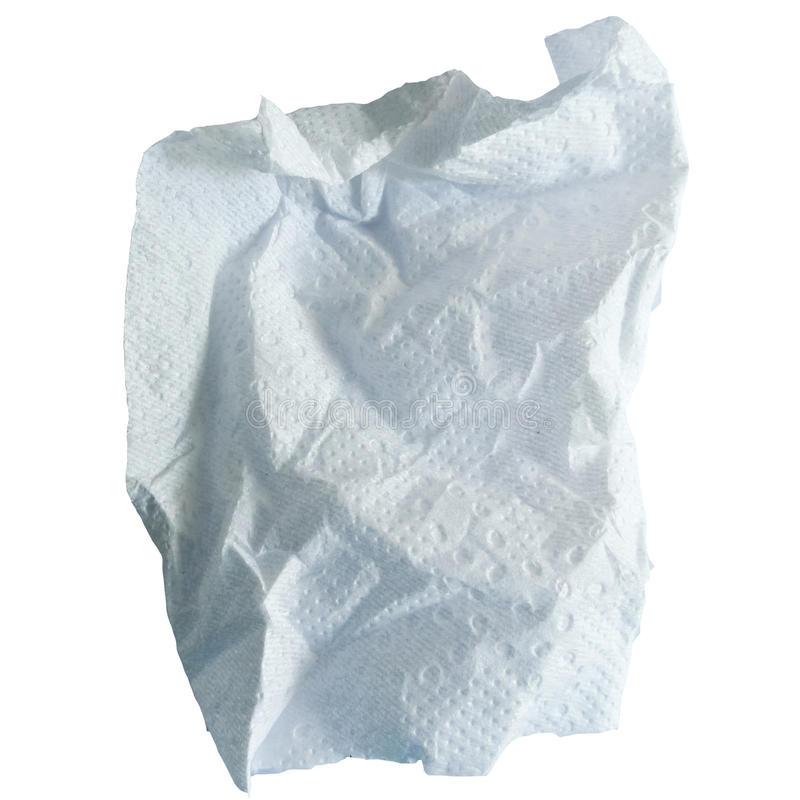 White tissue paper. Can use clean royalty free stock photos