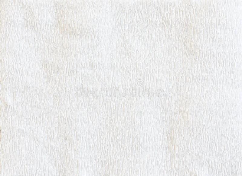 White tissue surface texture background ,white background royalty free stock image