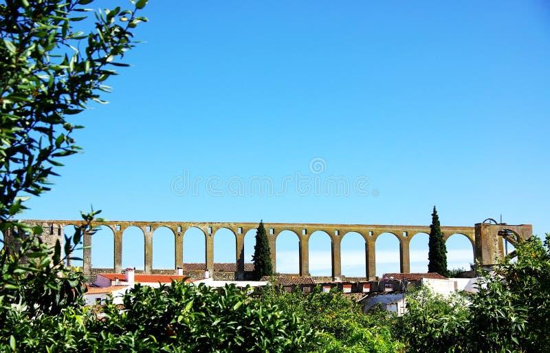 Download White Tower At Alentejo Region Stock Image - Image: 24546961