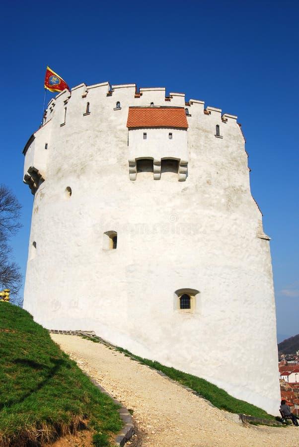 Free White Tower, Brasov, Romania Royalty Free Stock Photo - 8896795