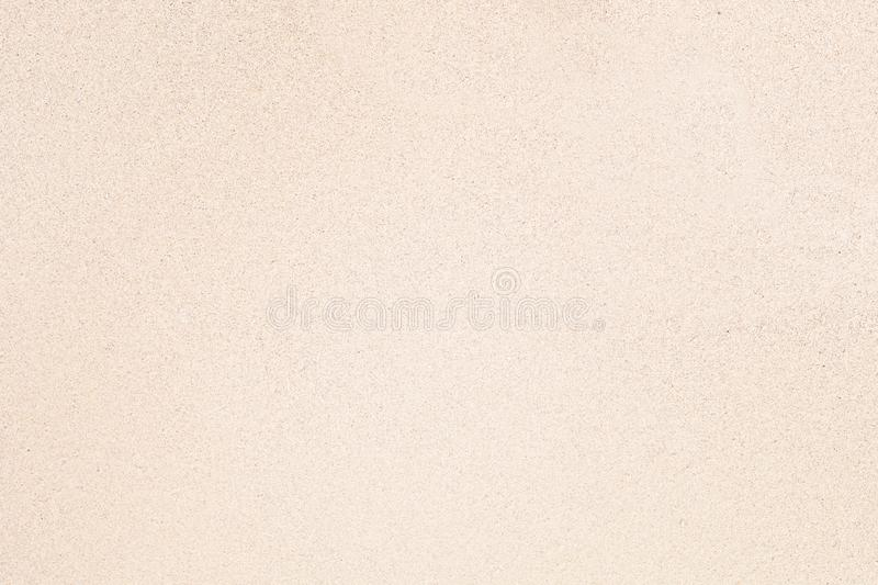 White tropical sea sand texture background. Ocean beach top view, summer holiday and vacation concept stock photography