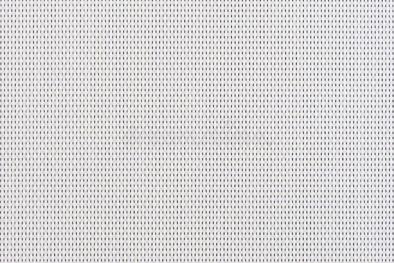 White vinyl texture. Embossed vinyl texture closeup texture background royalty free stock photos
