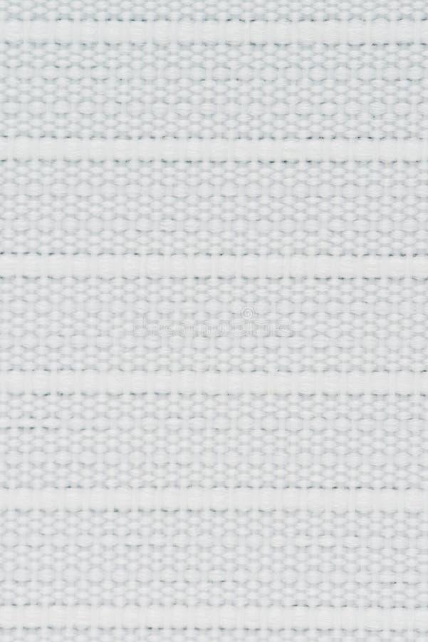 White vinyl texture. Embossed vinyl texture closeup texture background stock photo