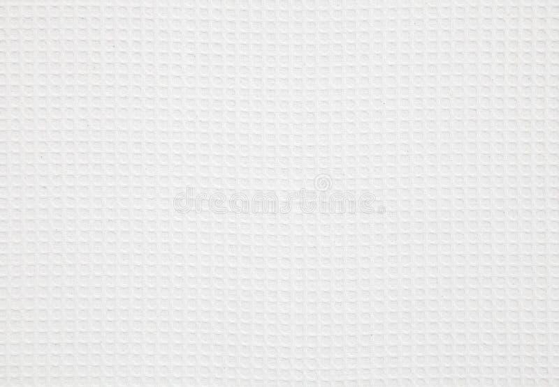 White waffle texture stock image