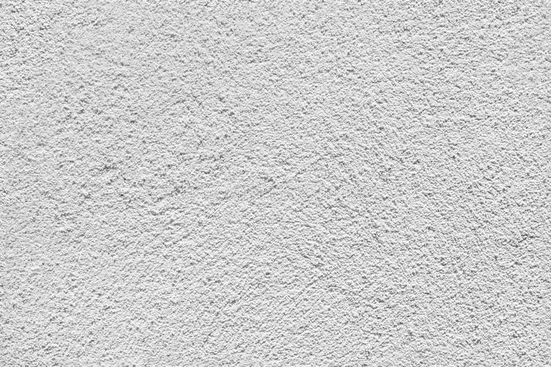 white wall with relief plaster  seamless background stock