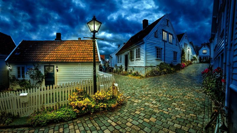White Walled Houses Artwork Free Public Domain Cc0 Image