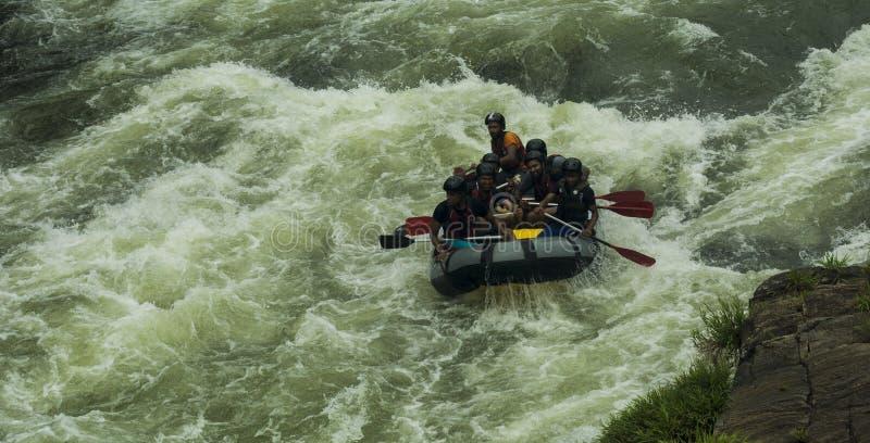 Download White Water Rafting In Kitulgala Sri Lanka Editorial Stock Image