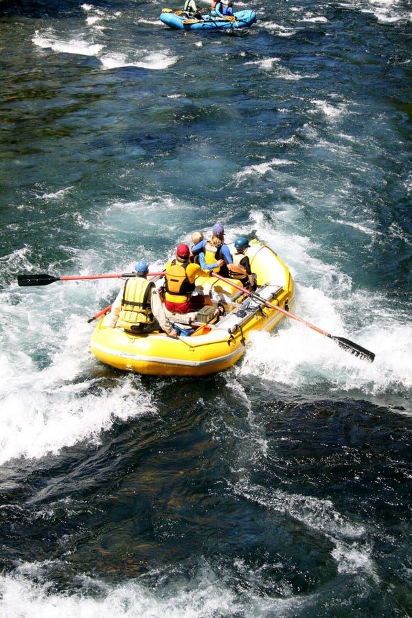 Free White Water River Rafting Woman Stock Photos - 56871603