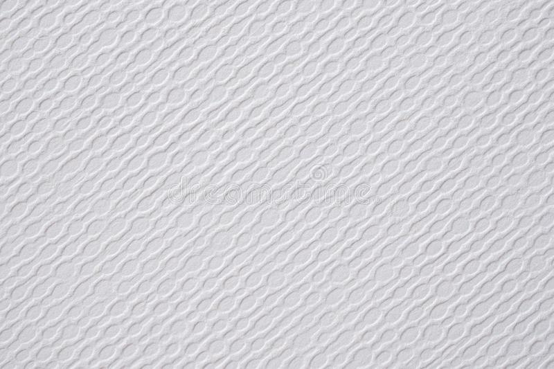 White watercolor art paper texture background stock photo