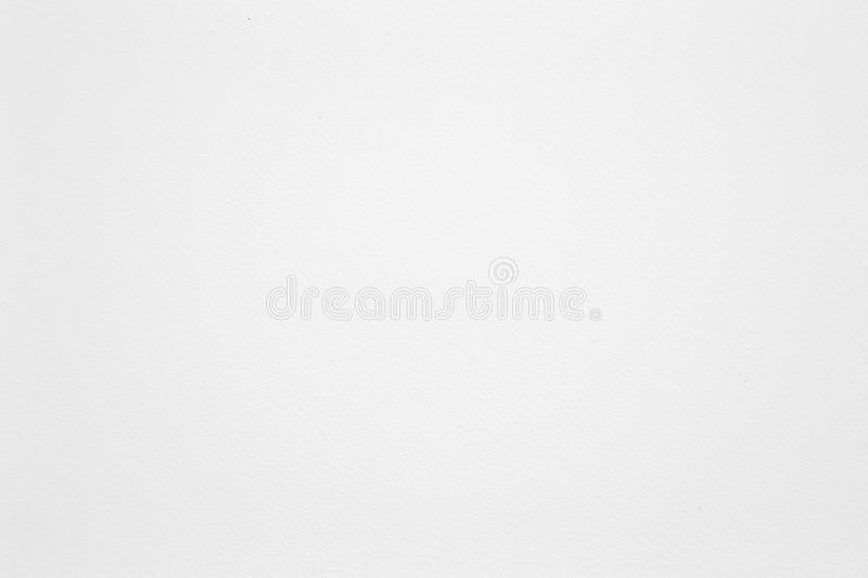 White watercolor paper texture background. Closeup detail of white watercolor paper texture background, use for backdrop or design element vector illustration
