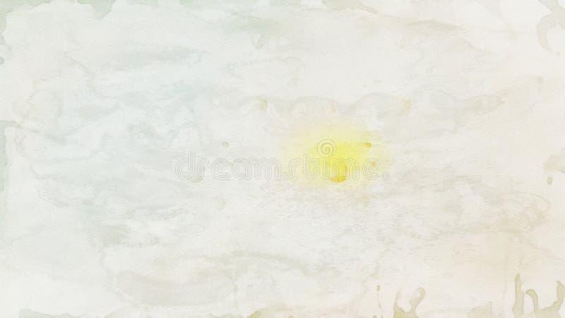 White Watercolour Background Texture Image stock image