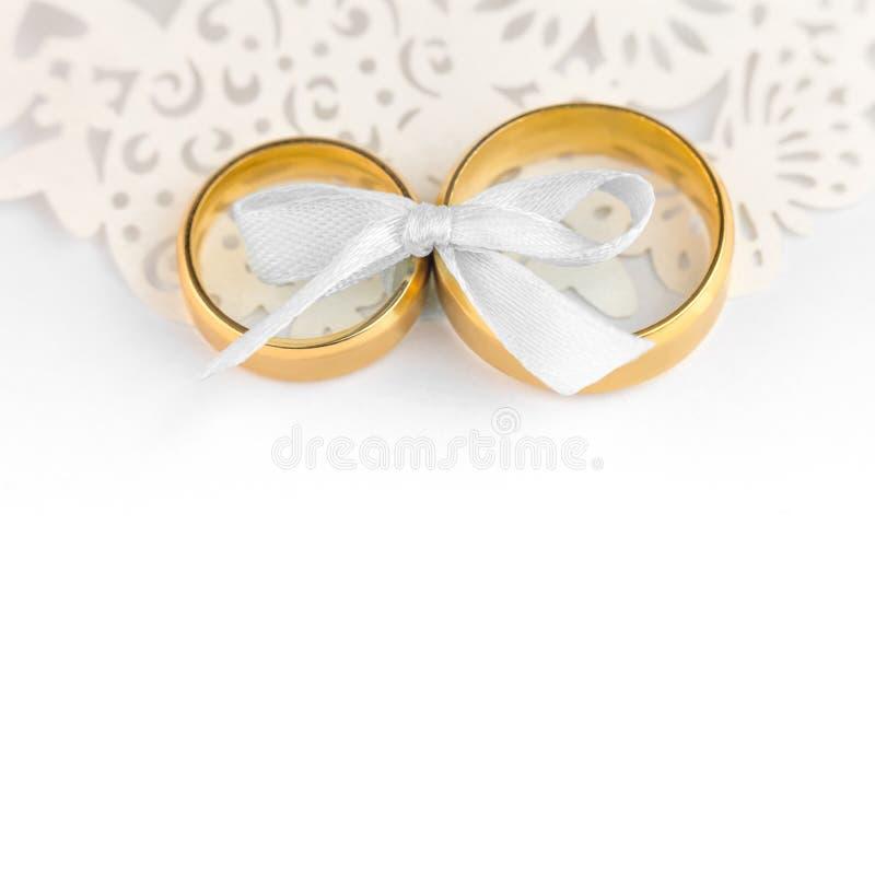 White Wedding Celebration background stock images