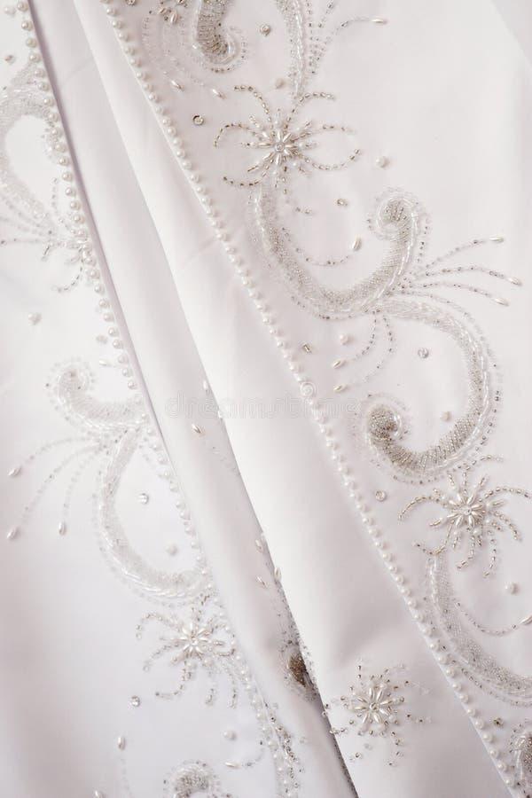 Free White Wedding Dress Royalty Free Stock Photography - 3014517