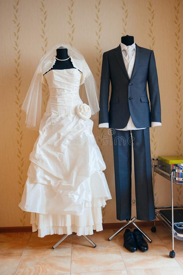 Black Suit White Shirt Mannequins Photos - Free & Royalty-Free Stock Photos  from Dreamstime
