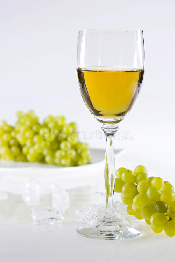 White wine stock photos