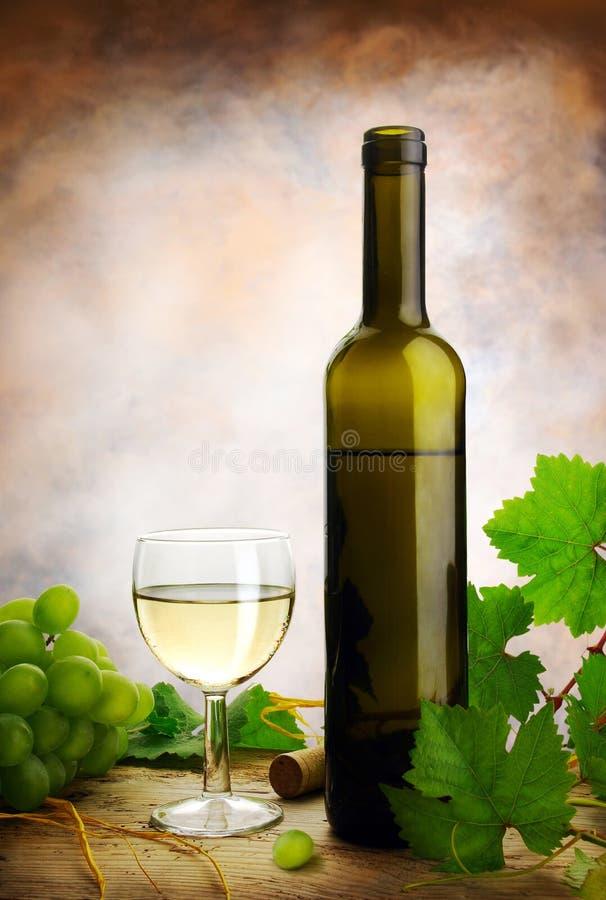 White wine royalty free stock photos