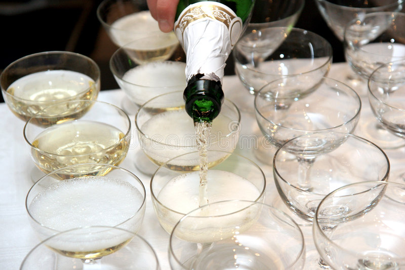 Download White wine stock image. Image of lead, merrymaking, feast - 1248249
