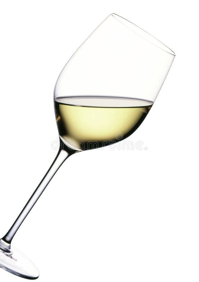 White wine royalty free stock photo