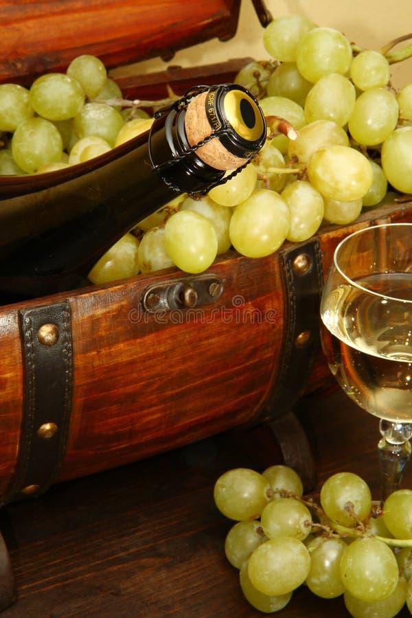 Download White wine stock image. Image of barrel, glass, dark - 17077715