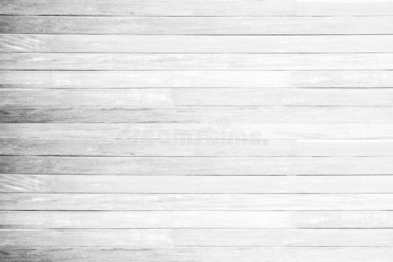 White wood floor texture background. plank pattern surface pastel painted wall; gray board grain tabletop above oak timber; tree stock photography