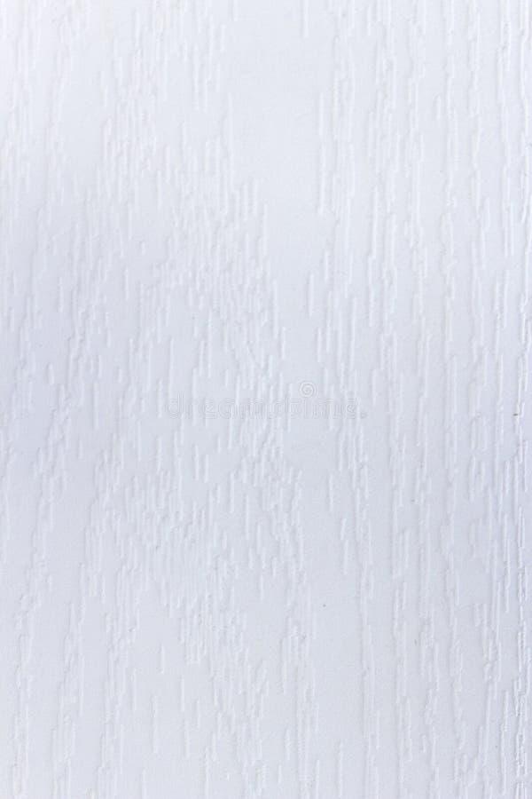 White Wood Grain Panel stock photography