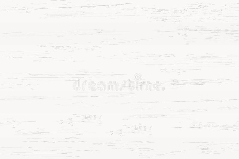 White wood pattern and texture for background. Vector. White wood pattern and texture for background. Vector illustration royalty free illustration