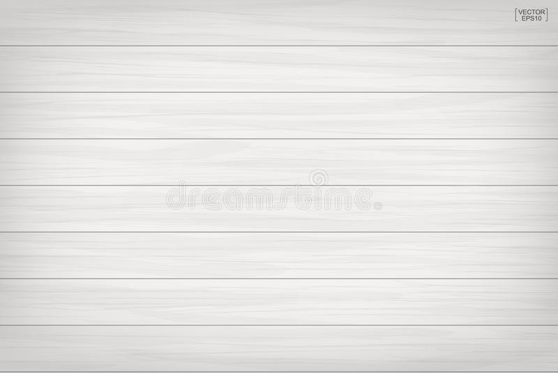 White wood pattern and texture background. Vector illustration. White wood pattern and texture for background. Vector illustration vector illustration