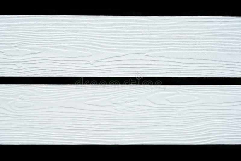 White wood plank texture. Background stock image