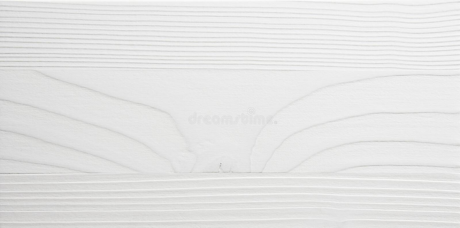 White wood texture royalty free stock photography
