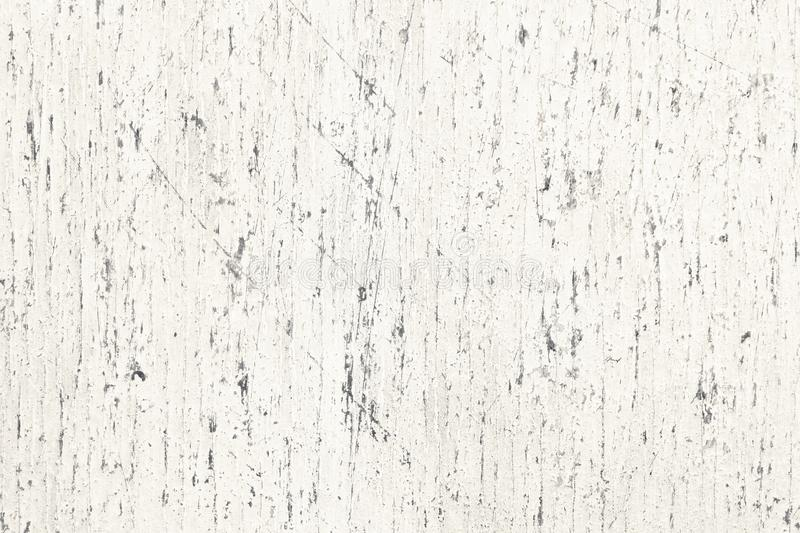 White wood texture background. Light gray  painted old wooden board surface. Old vintage rustic natural backdrop royalty free stock photography